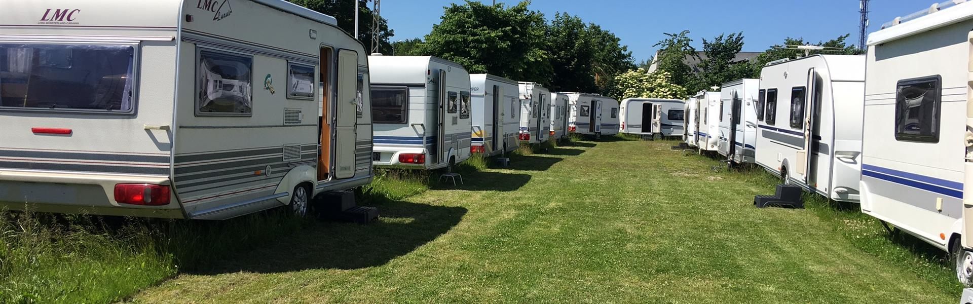 Velkommen Til Jp Caravan